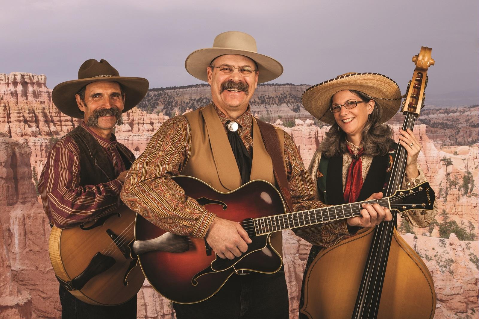 Old West Trio.